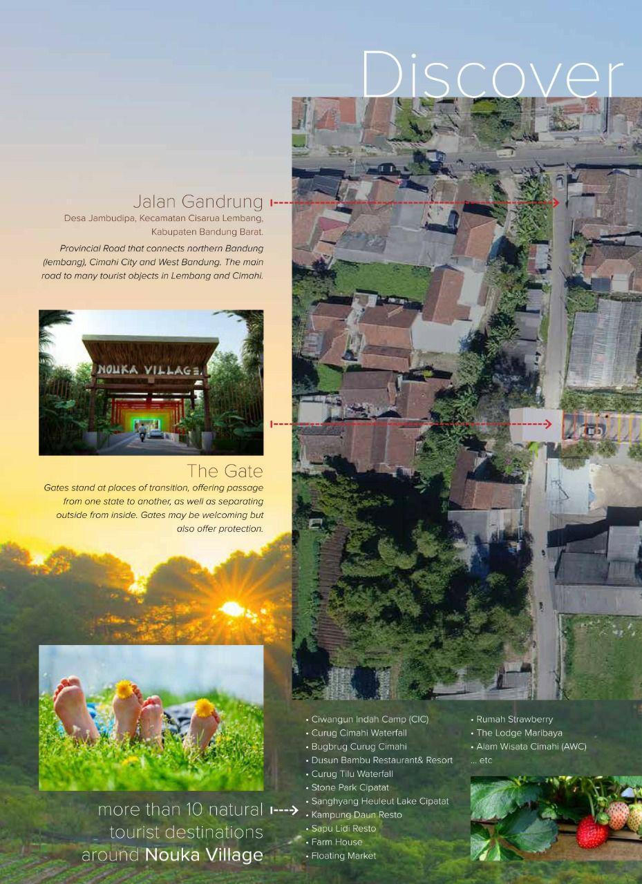 wisata nouka village