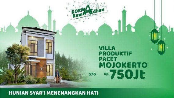 Villa Syariah Produktif di Kawasan Wisata – Ahsana Mansion Hills, Pacet, Jawa Timur