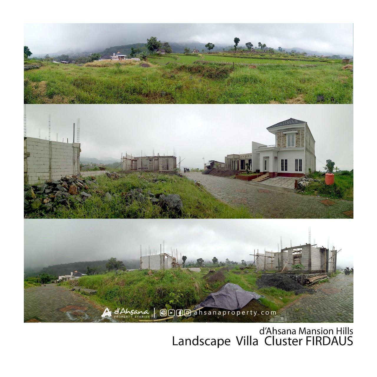 lokasi villa produktif ahsana mansion hills pacet
