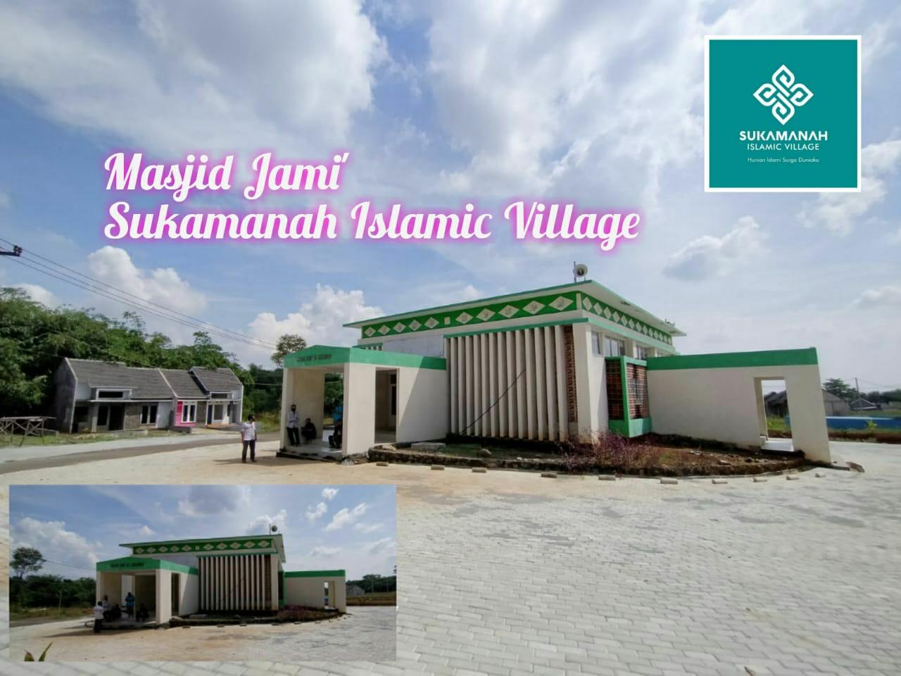 fasilitas di sukamanah islamic village