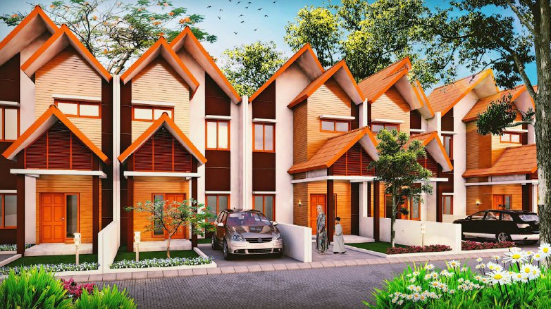Sharia Green Valley – Rumah Syariah di Rangkasbitung Lebak Banten 3