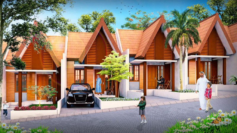 Sharia Green Valley – Rumah Syariah di Rangkasbitung Lebak Banten 5