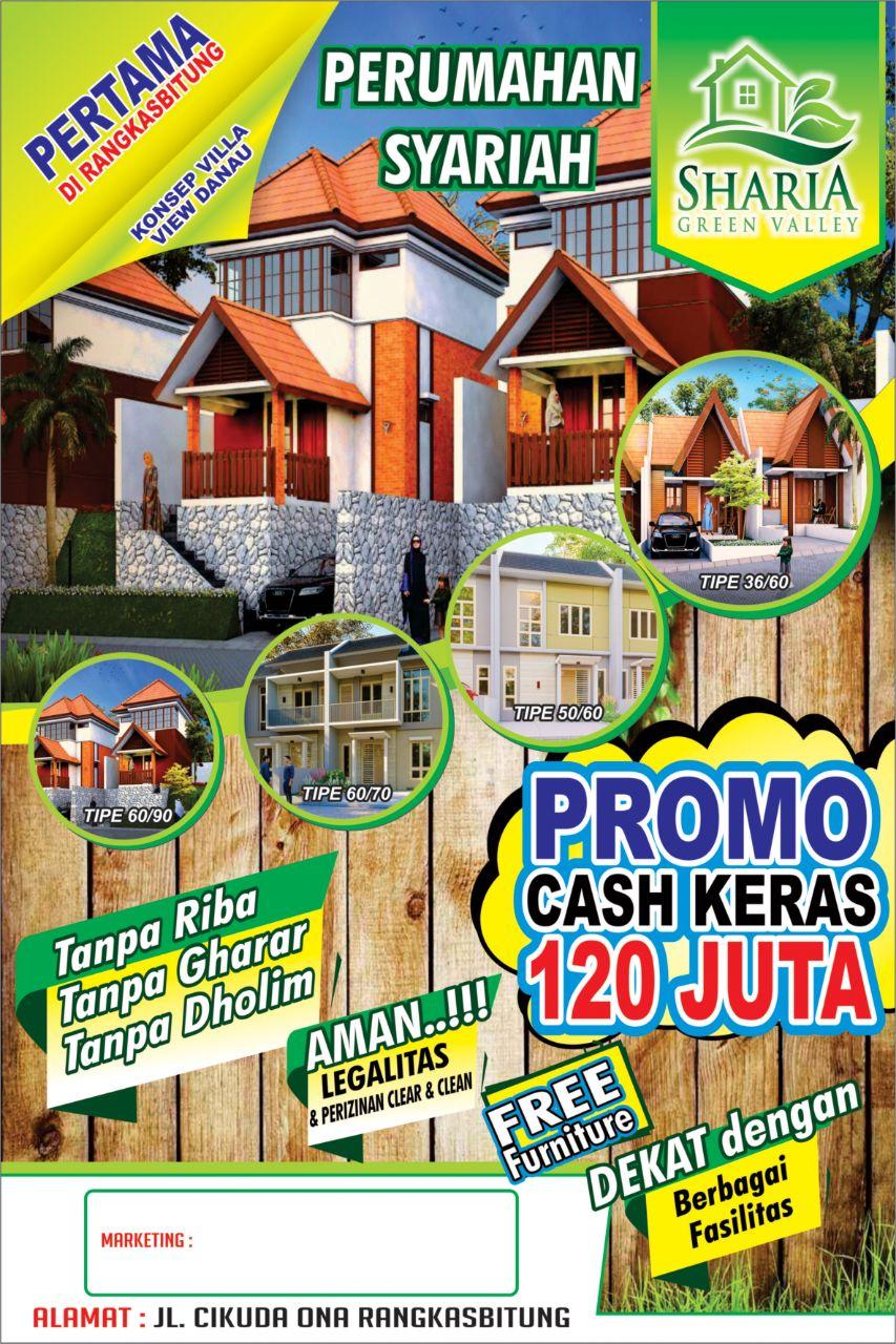 Sharia Green Valley – Rumah Syariah di Rangkasbitung Lebak Banten 17
