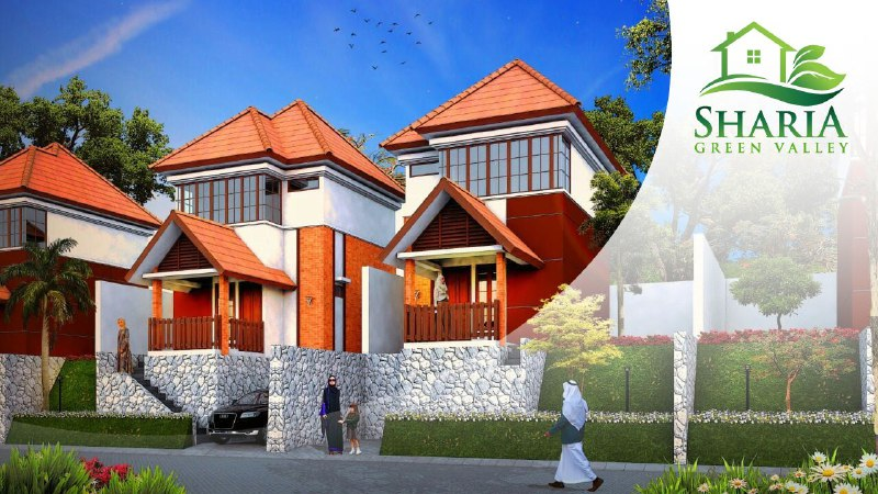 Sharia Green Valley – Rumah Syariah di Rangkasbitung Lebak Banten 1