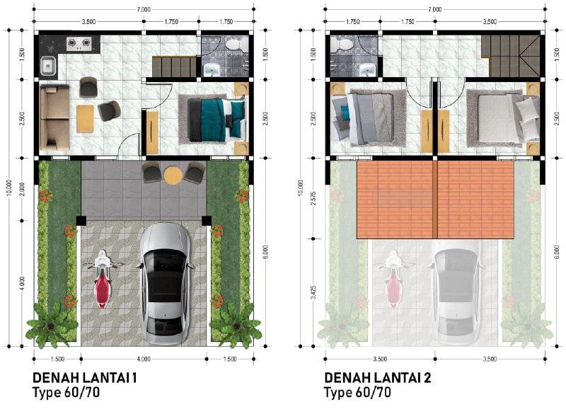 Sharia Green Valley – Rumah Syariah di Rangkasbitung Lebak Banten 19