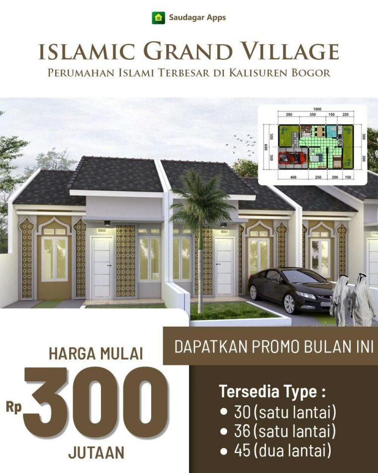 islamic grand village tajur halang