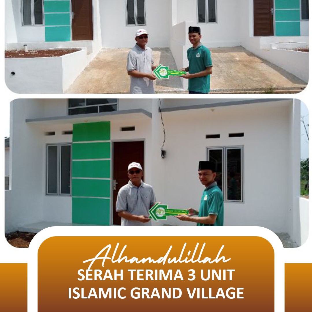 Islamic Grand Village Kalisuren Bogor 8