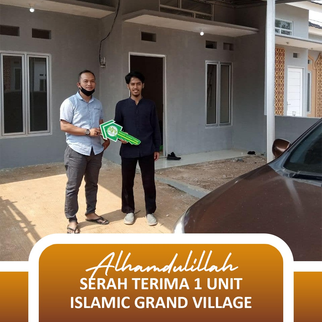 Islamic Grand Village Kalisuren Bogor 7