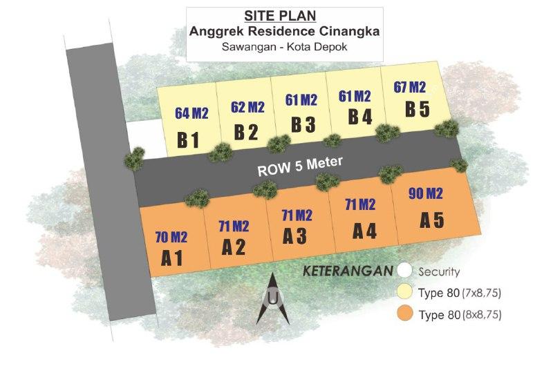 Anggrek Residence Cinangka – Hunian Premium di Kawasan Segitiga Emas Depok, Tangsel dan Jaksel 5