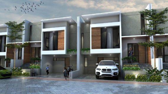 Rumah Syariah Jakarta Timur – Townhouse Adn Residence
