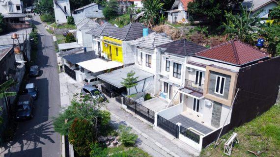 Algira Townhouse – Rumah 2 Lantai Dengan 7 Kamar Sebagai Guesthouse