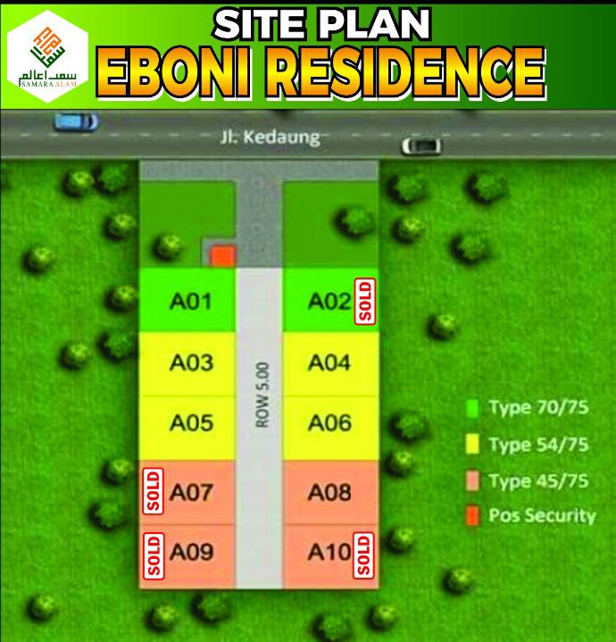 Mahoni Residence Berau - Rumah Syariah di Kalimantan Timur 22