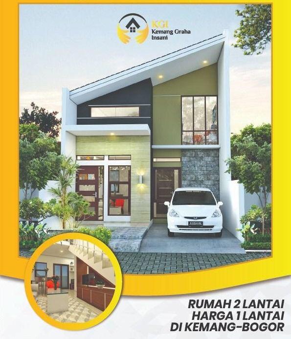Kemang Graha Insani - Perumahan Syariah Dengan Lokasi Strategis di Kemang Bogor 7