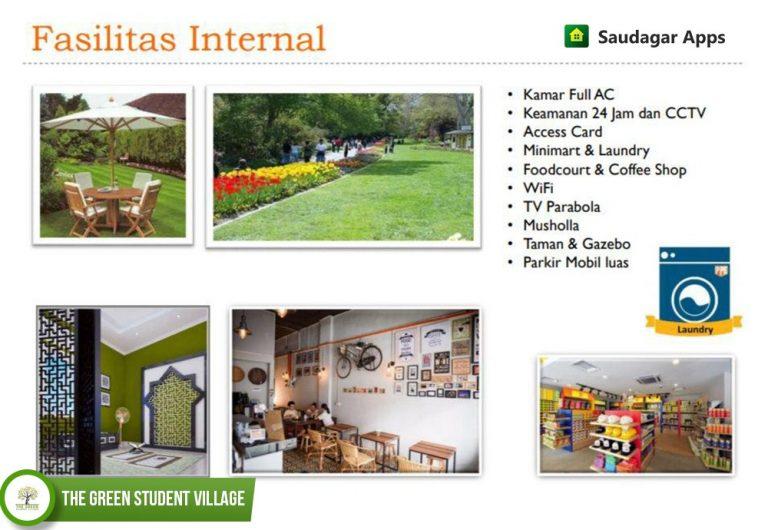 The Green Student Village – Apartemen Kost Syariah Dengan Nuansa Villa Dekat IPB 4
