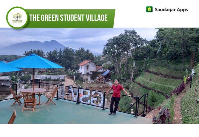 the student village apartemen kost syariah