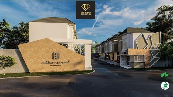 Diamond Residence Bekasi – Rumah Syariah Pondok Gede Bekasi