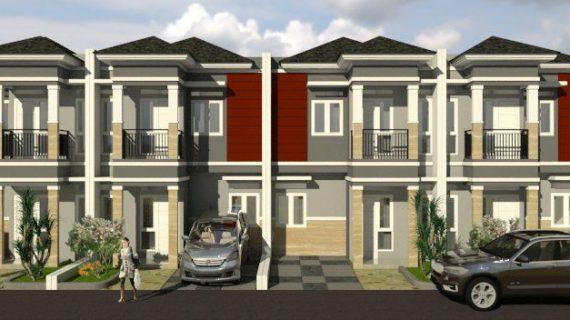 Amanah Garden Village Rumah Syariah Tangerang Selatan
