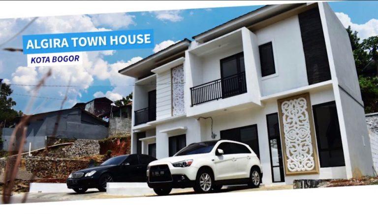 Algira Townhouse – Rumah Mewah di Pusat Kota Bogor, Cocok Untuk Investasi Maupun Hunian 3