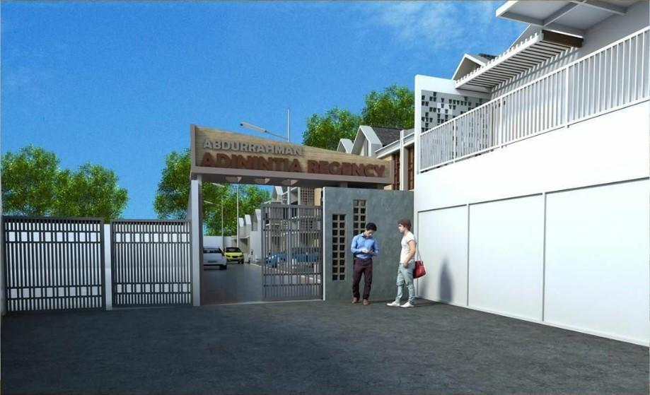 Abdurrahman Adinintia Regency - Rumah Syariah Bogor Selatan 1