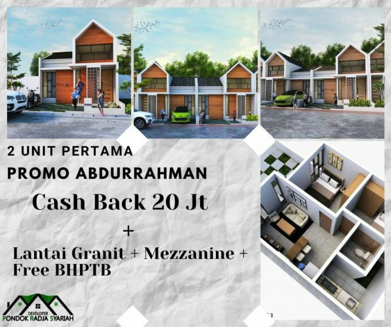 Abdurrahman Adinintia Regency - Rumah Syariah Bogor Selatan 2