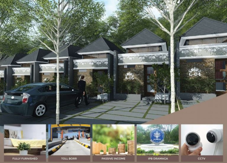 Algira 11 Dramaga – Investasi Guesthouse Dekat Kampus IPB 3