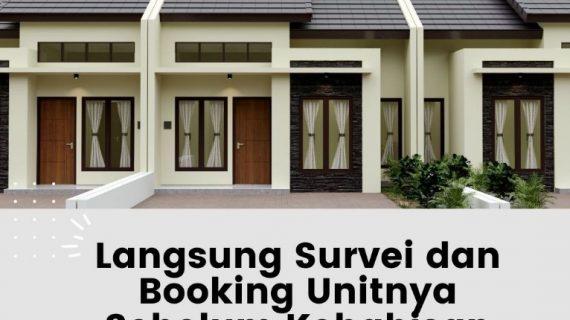 Bojonggede Spring Valley – Rumah dan Kavling Siap Bangun Skema Syariah di Bojonggede