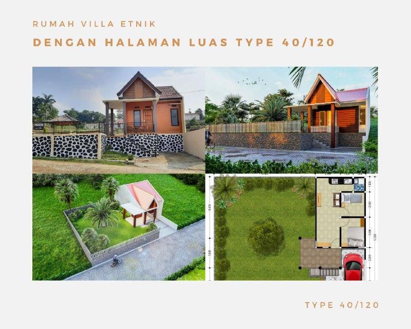 villa syariah bogor-VILLA SHARIA BOGOR - 5