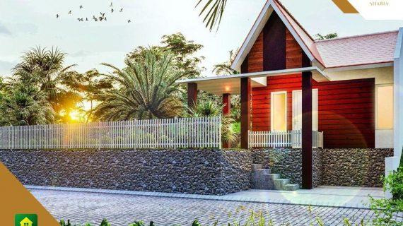 Cluster Villa Sharia Bogor 300 Jutaan
