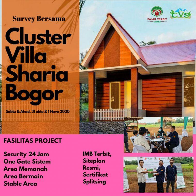 villa syariah bogor-VILLA SHARIA BOGOR - 6
