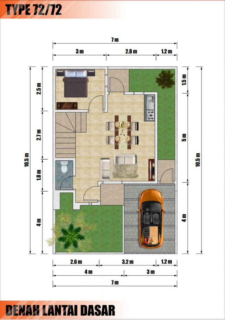 Abbi Garden Residence Rumah Syariah 2 Lantai Murah di Bogor Selatan 4