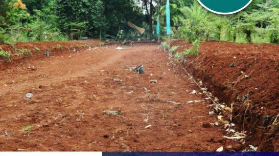 Kavling Siap Bangun Griya Sawarna Jalan Raya Arco