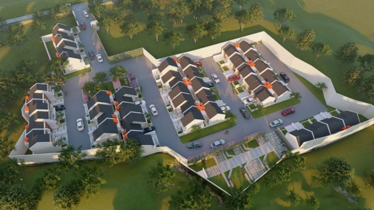 Veda Smart Living and Green Village – Rumah Full Furnished Dekat Kampus IPB Bogor 1
