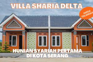 Villa sharia delta serang