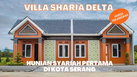 Villa Sharia Delta Serang – Hunian Syariah Pertama di Kota Serang Banten