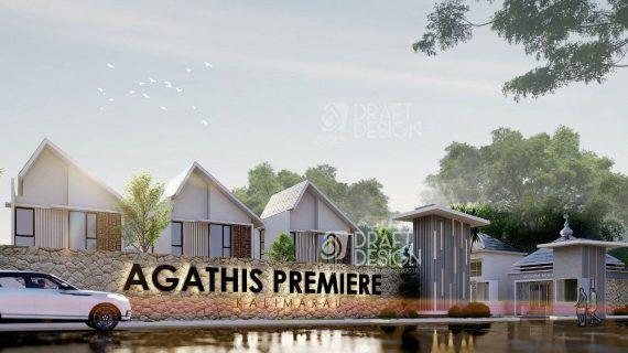 Agathis Premiere Kalimarau – Hunian Syariah Dekat Bandara Kalimarau
