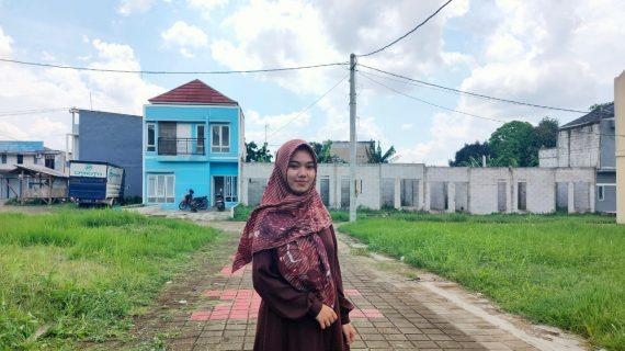 Rumah Bergaya Jepang Dekat Stasiun Cilebut Bogor