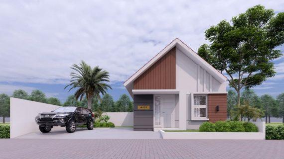 Aqilla Sharia Village Rumah Syariah 180 Juta-an di Cikarang Utara