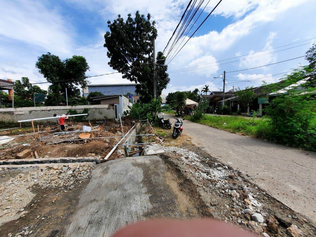 lokasi amanah garden village