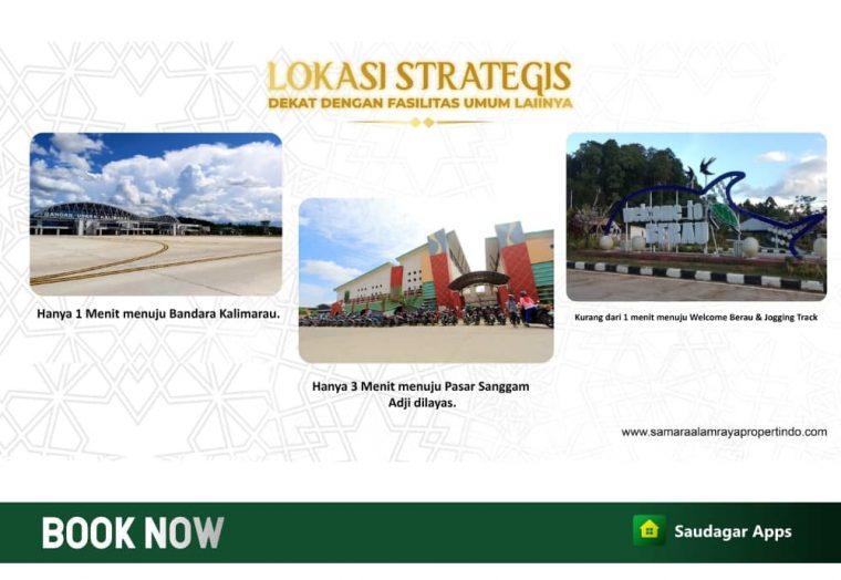 lokasi strategis agathis premiere