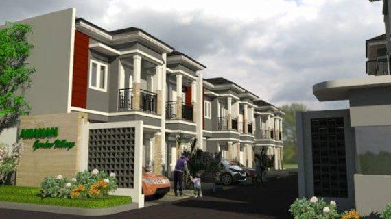Amanah Garden Village 3 – Rumah Syariah Pamulang Strategis Berkonsep Rumah 2 Lantai 700 Juta-an