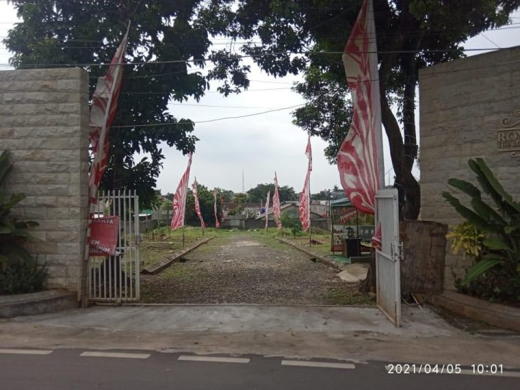lokasi royal tasneem cipayung