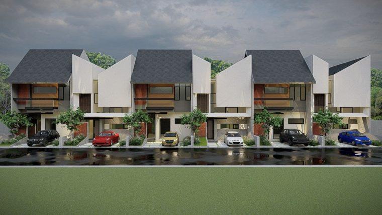 rumah type haruman pesona rembolean resort