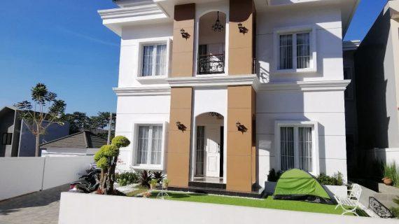 Cluster Pesona Lembang – Rumah Siap Huni Rasa Villa Dengan Suasana Khas Lembang Bandung
