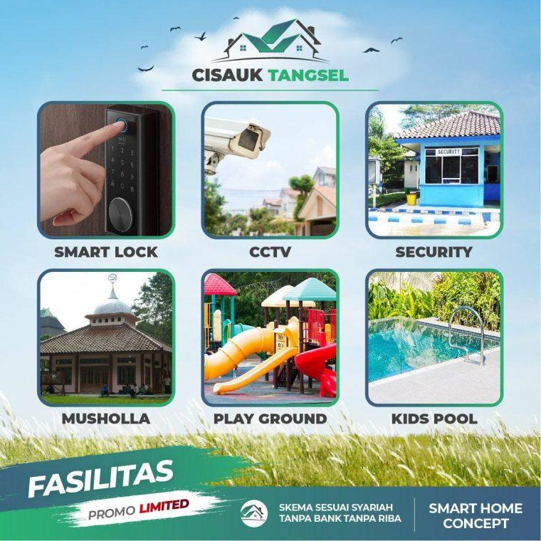 fasilitas cluster syariah