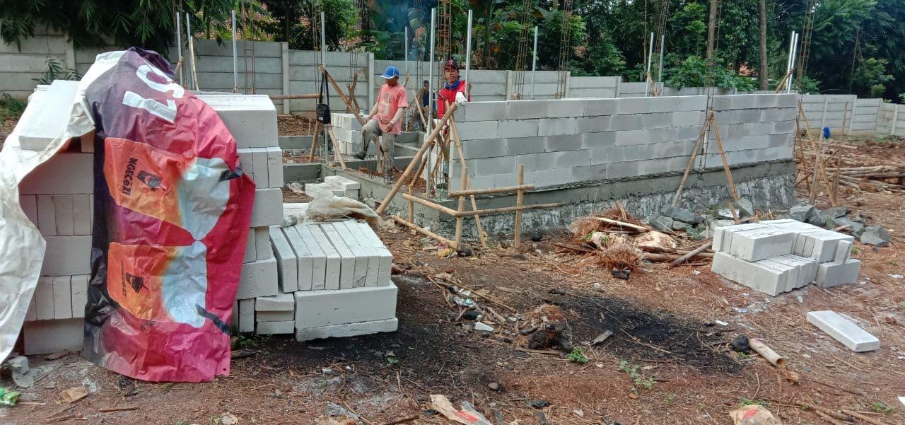 proses pembangunan rumah syariah tangerang