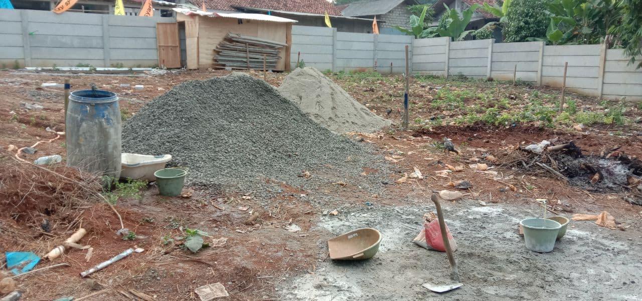proses pembangunan