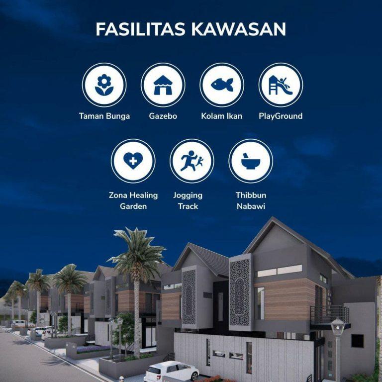 Flash Sale Diskon 100 Juta Rumah Nyaman dan Asri di Ciampea Dekat Wisata Gn Salak 8