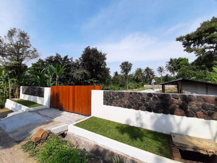 kavling villa ciapus