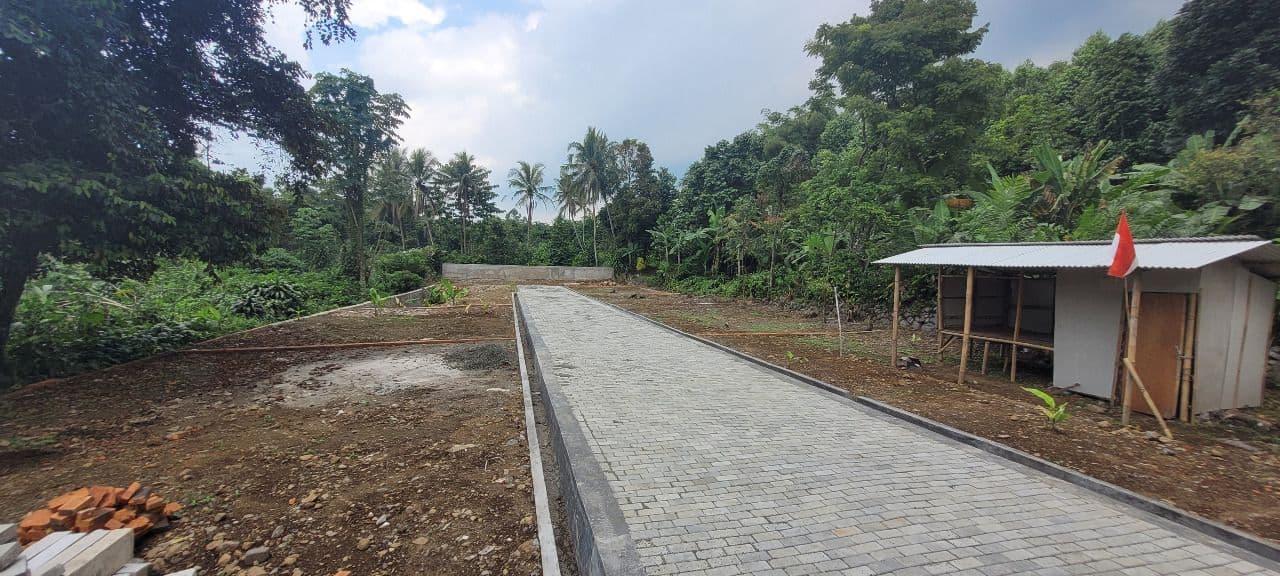 lokasi kavling siap bangun villa ciapus